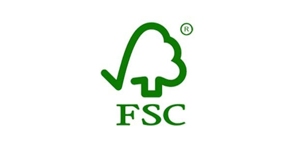 Pallets with FSC certificate